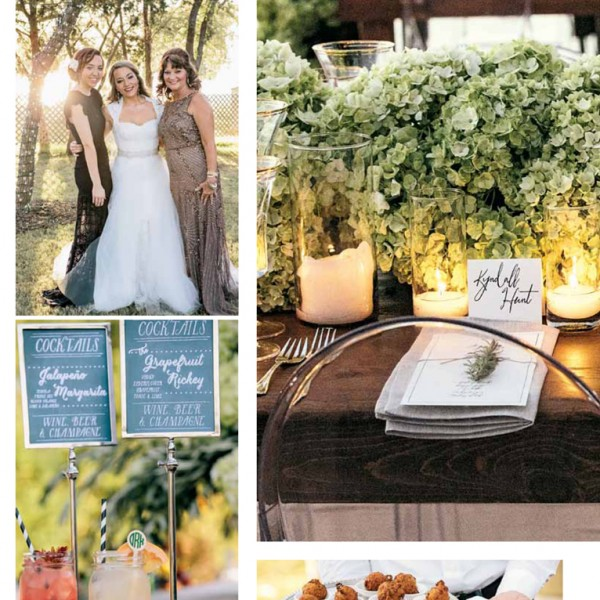 inside weddings real wedding feature kellye dustin - Sissys Southern Kitchen