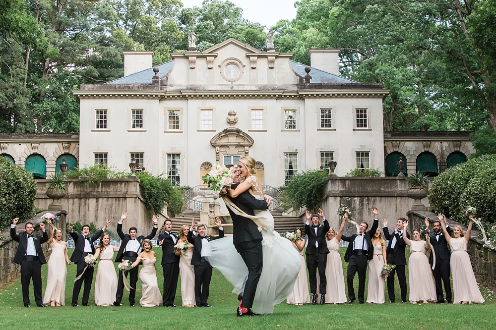 Atlanta History Center Wedding : Swan House Wedding : Invision Events : Vue  Photography0031