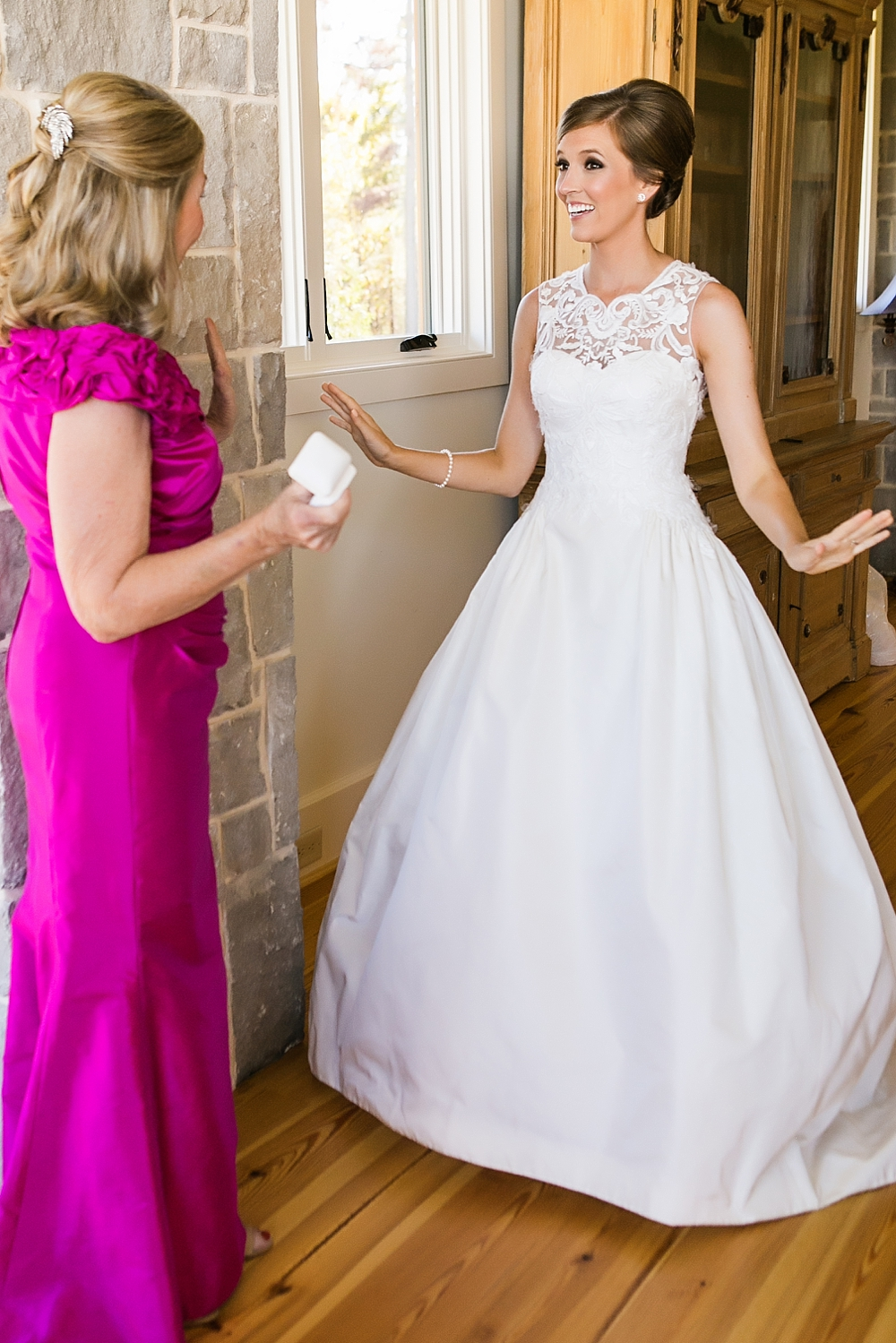 Wedding Dresses Macon Ga: A luxe traditional wedding at terminal ...