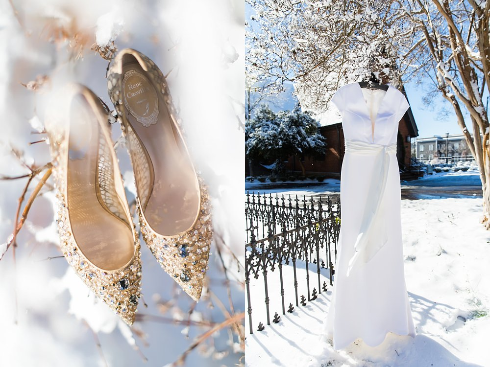 vue photography : snowy wedding : oliver hooper events : modfete 0003