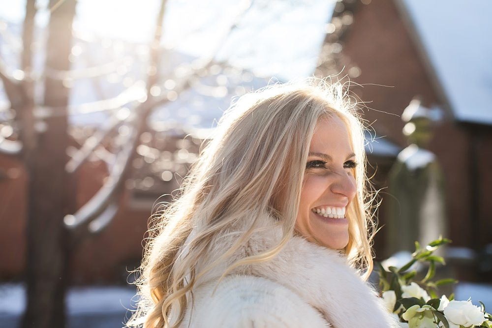 vue photography : snowy wedding : oliver hooper events : modfete 0022