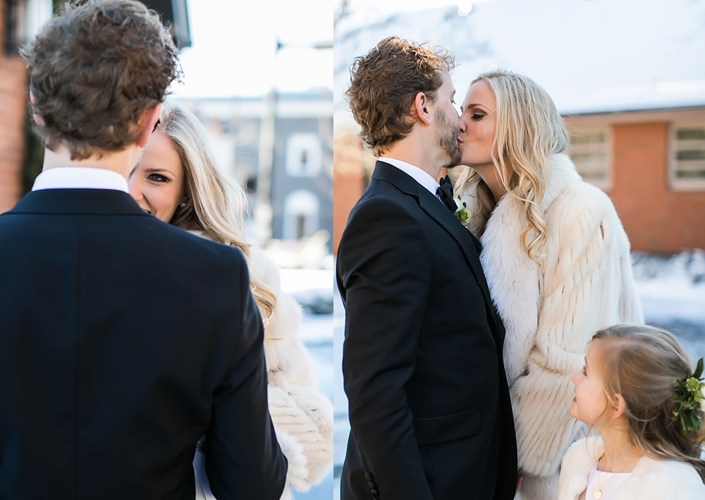 vue photography : snowy wedding : oliver hooper events : modfete 0023
