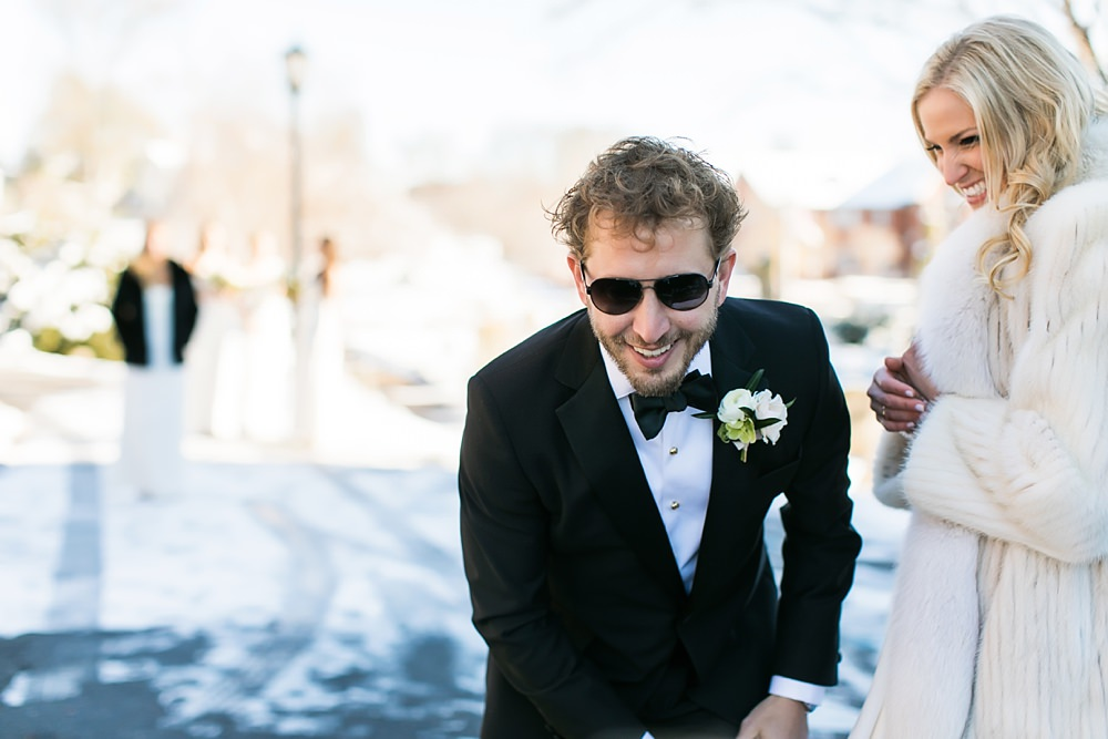 vue photography : snowy wedding : oliver hooper events : modfete 0026