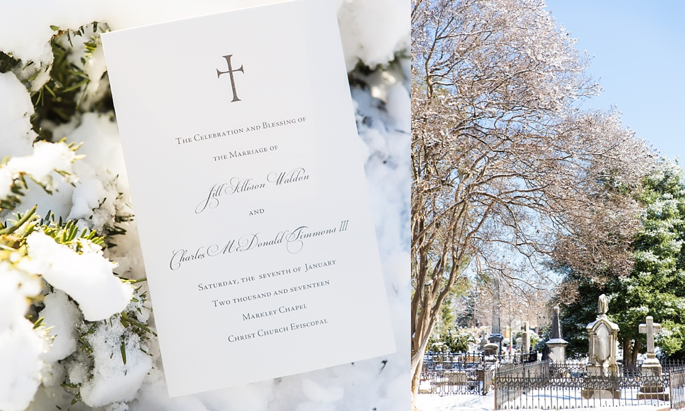 vue photography : snowy wedding : oliver hooper events : modfete 0039