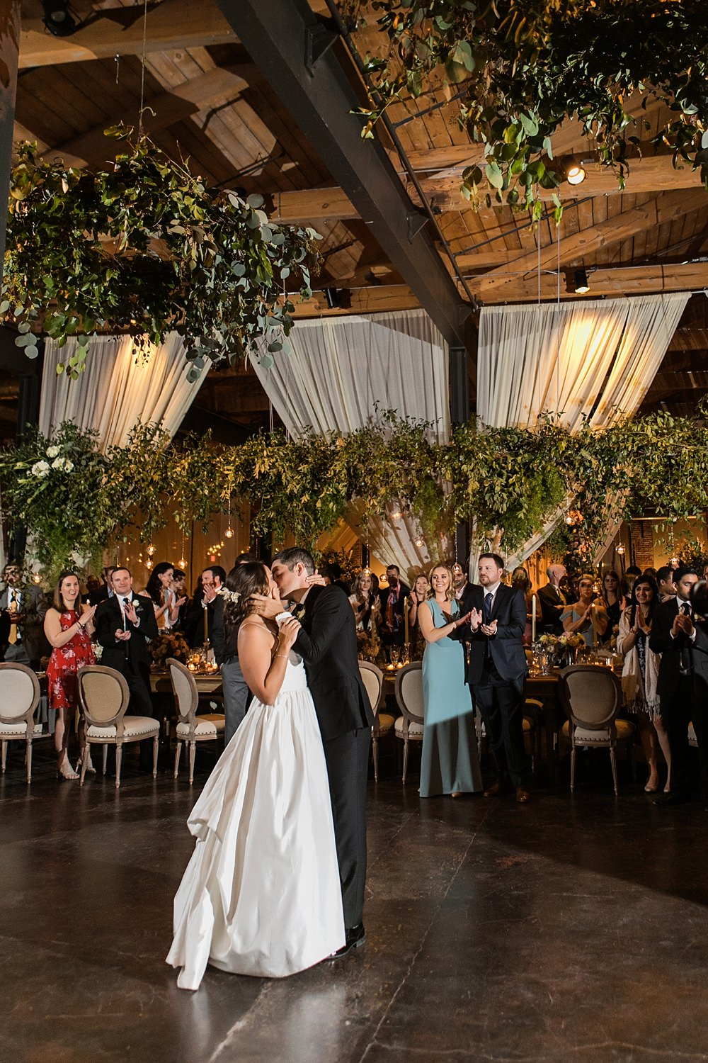 the foundry at puritan mill wedding : toast events: andy beach : vue photography0070