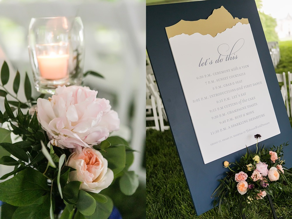 biltmore estate wedding : asheville event company : vue photography0035