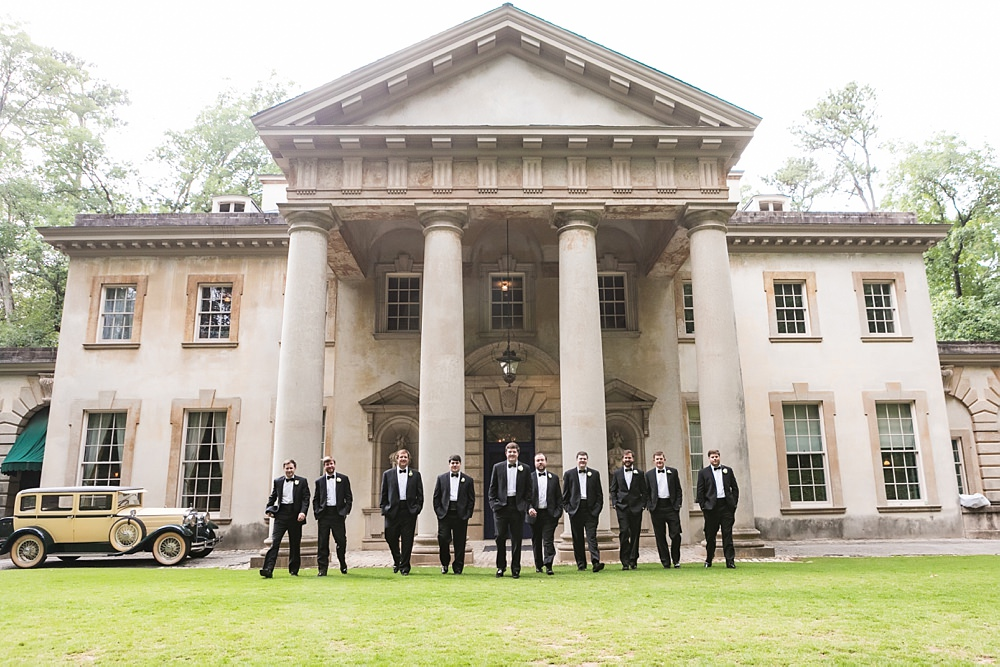 swan house : atlanta history center wedding : toast events : vue photography0018
