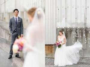 the foundry at puritan mill wedding : atlanta wedding : vue photography : amanda jewel floral and design : three little birds weddings0080