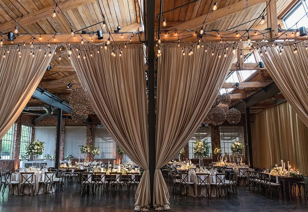 the foundry at puritan mill wedding : suzanne reinhard events : legendary events : vue photography : added touch catering0064