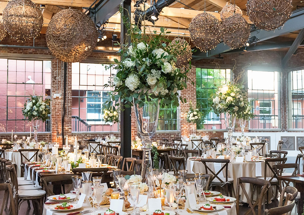 the foundry at puritan mill wedding : suzanne reinhard events : legendary events : vue photography : added touch catering0068