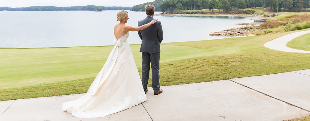 lake lanier wedding : we tie the knots : vue photography : boukates 0016