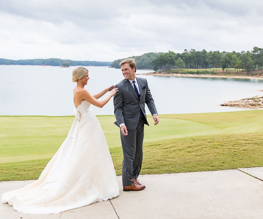 lake lanier wedding : we tie the knots : vue photography : boukates 0017