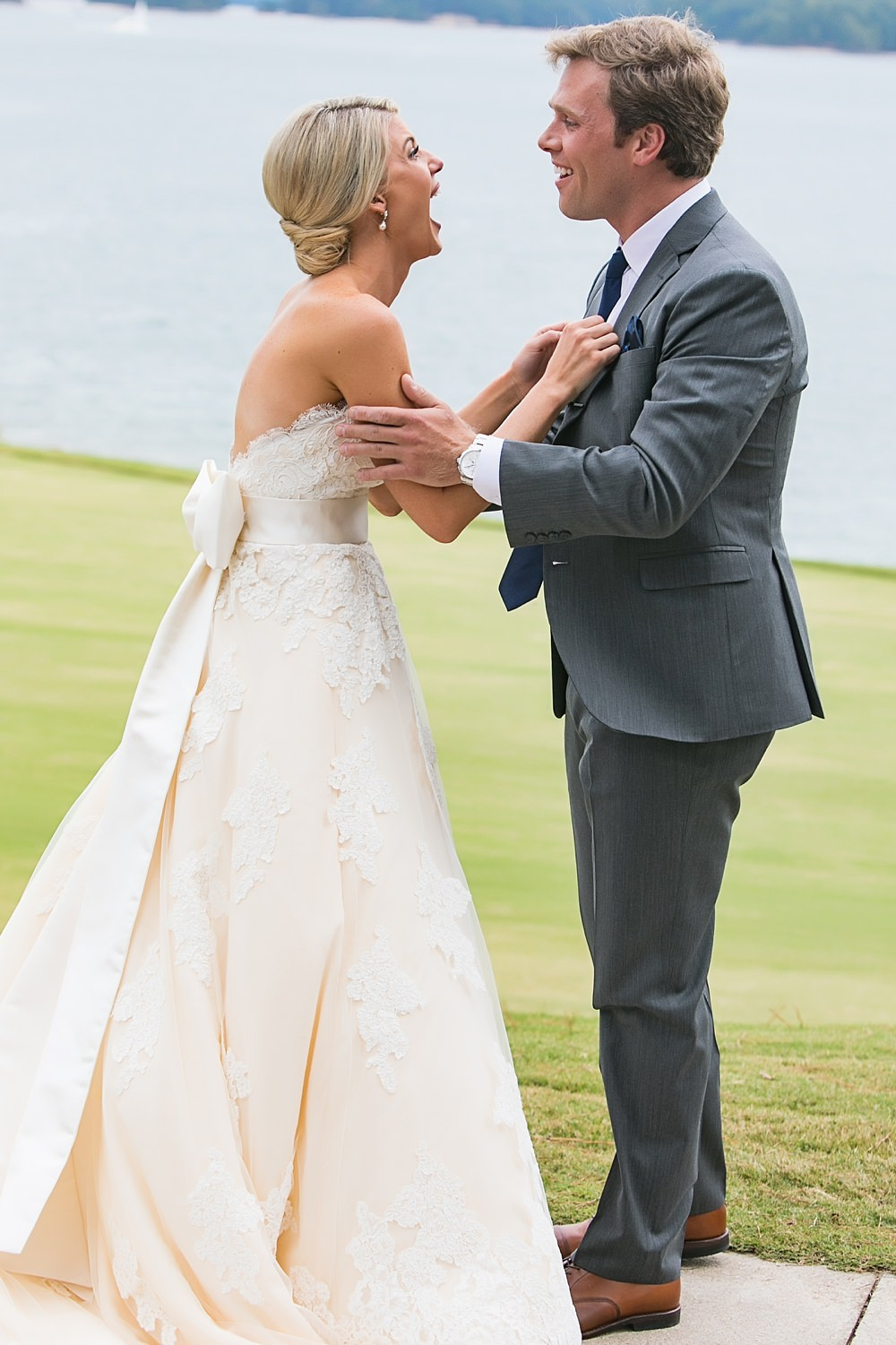 lake lanier wedding : we tie the knots : vue photography : boukates 0018