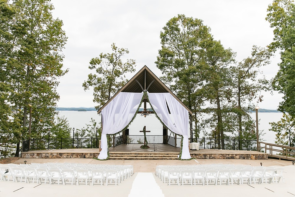 lake lanier wedding : we tie the knots : vue photography : boukates 0031