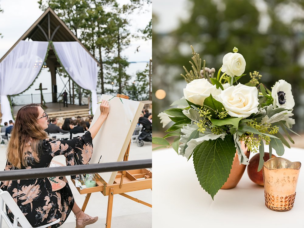 lake lanier wedding : we tie the knots : vue photography : boukates 0036