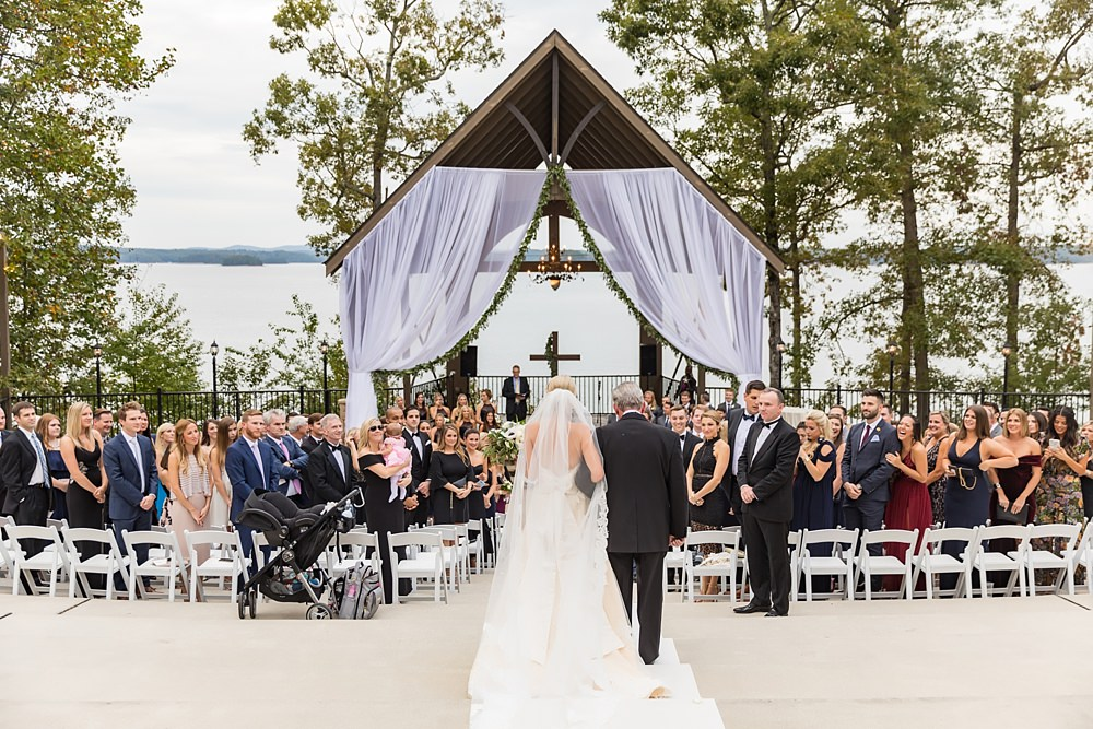 lake lanier wedding : we tie the knots : vue photography : boukates 0041