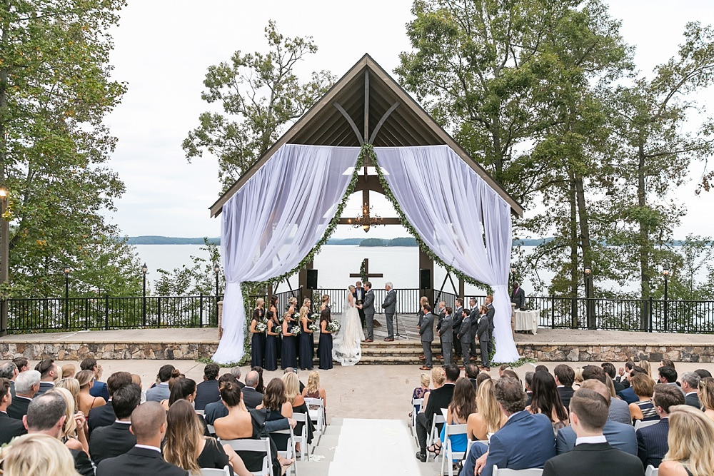 lake lanier wedding : we tie the knots : vue photography : boukates 0045