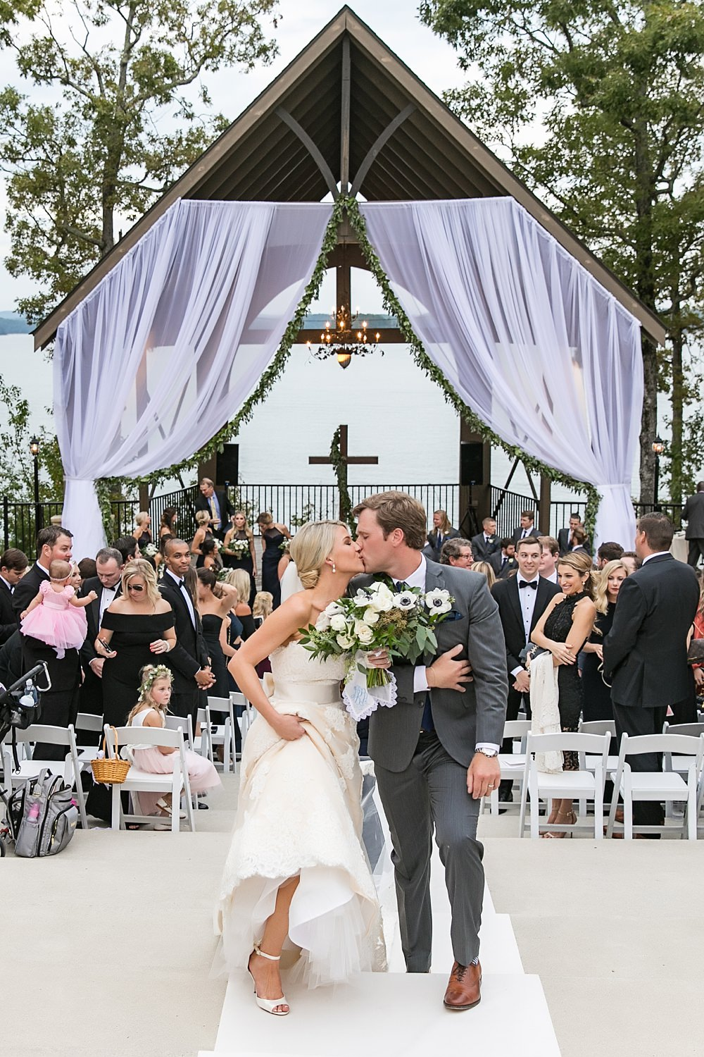 lake lanier wedding : we tie the knots : vue photography : boukates 0053