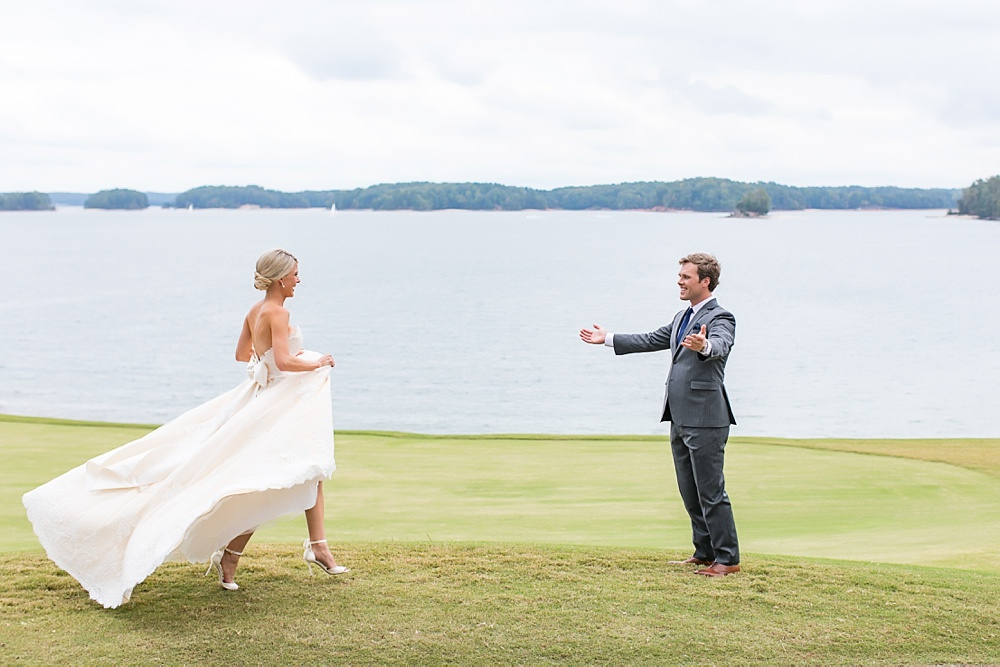 lake lanier wedding : we tie the knots : vue photography : boukates 0061