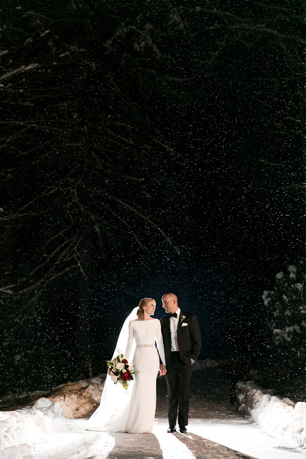 snowy wedding : highlands north carolina : the farm at old edwards : floressense flowers : vue photography (60)