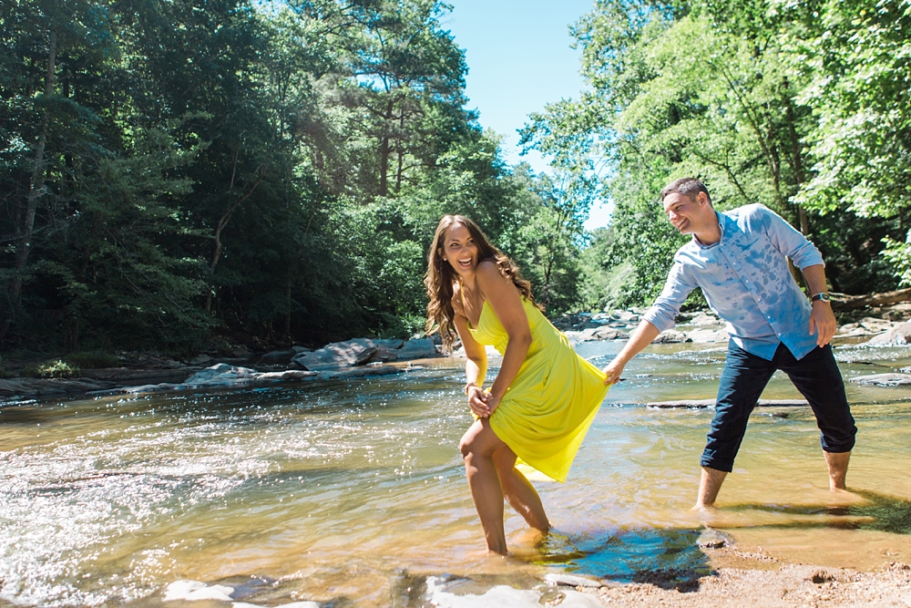 sope creek engagement shoot : vue photography0002