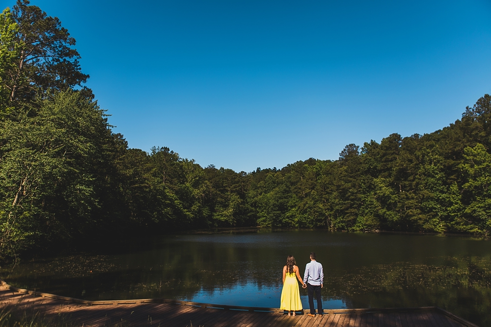 sope creek engagement shoot : vue photography0003