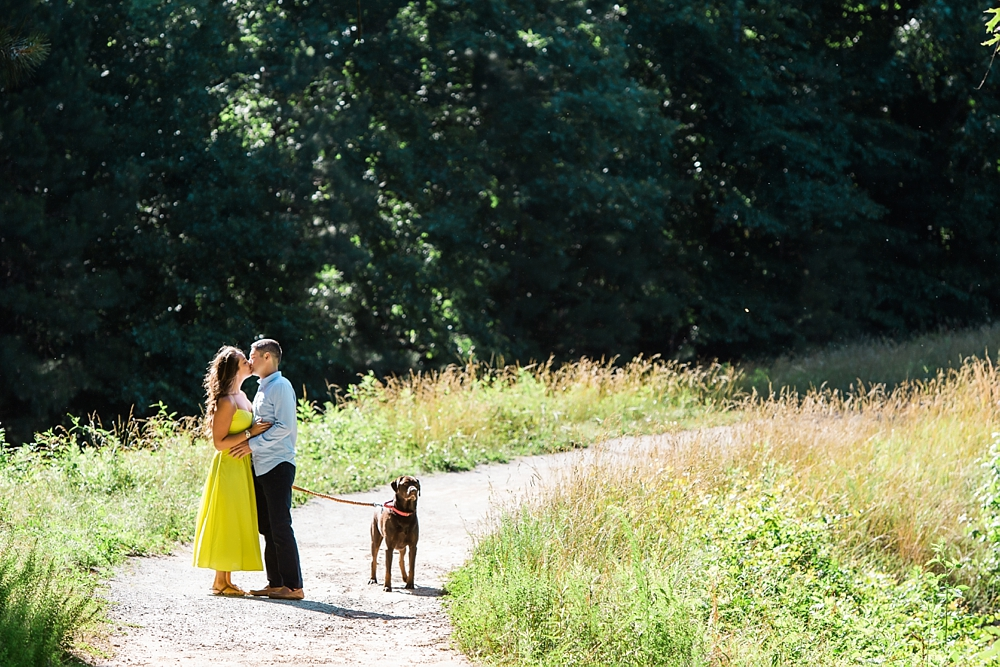 sope creek engagement shoot : vue photography0009