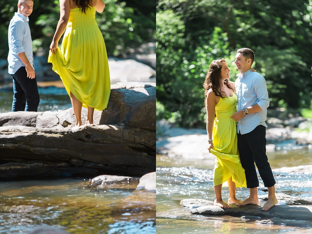 sope creek engagement shoot : vue photography0013
