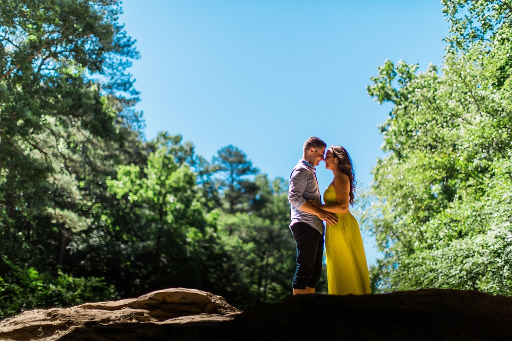 sope creek engagement shoot : vue photography0020