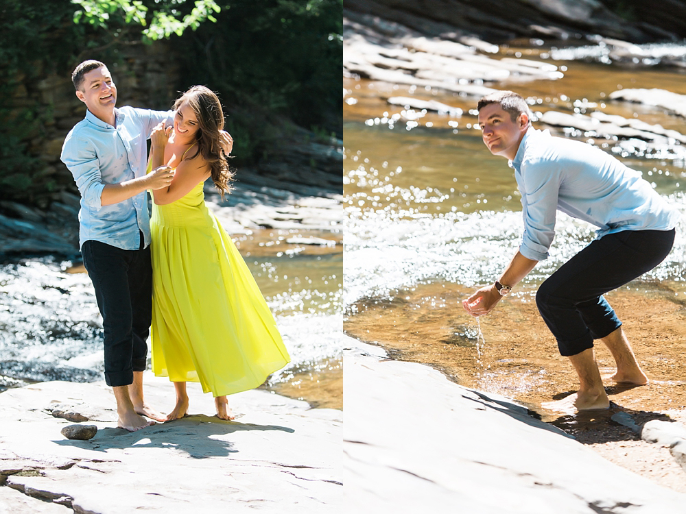 sope creek engagement shoot : vue photography0027