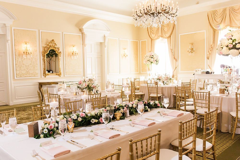 cherokee town and country club wedding : toast events : edge design group0059