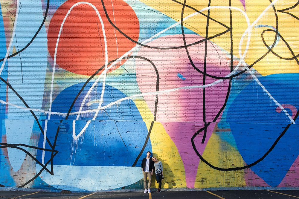 atlanta engagement session : vue photography : silly string : downtown 0021