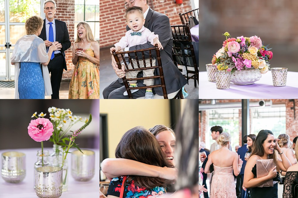 the foundry at puritan mill wedding : atlanta wedding : vue photography : amanda jewel floral and design : three little birds weddings0068