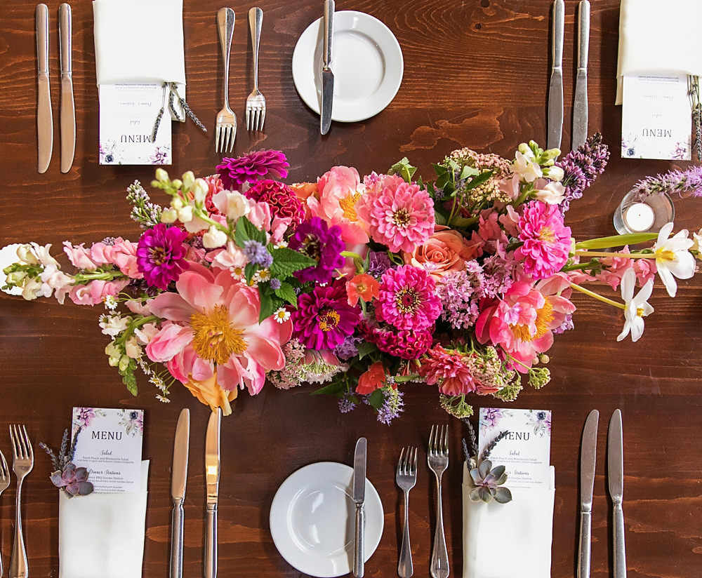 the foundry at puritan mill wedding : atlanta wedding : vue photography : amanda jewel floral and design : three little birds weddings0073