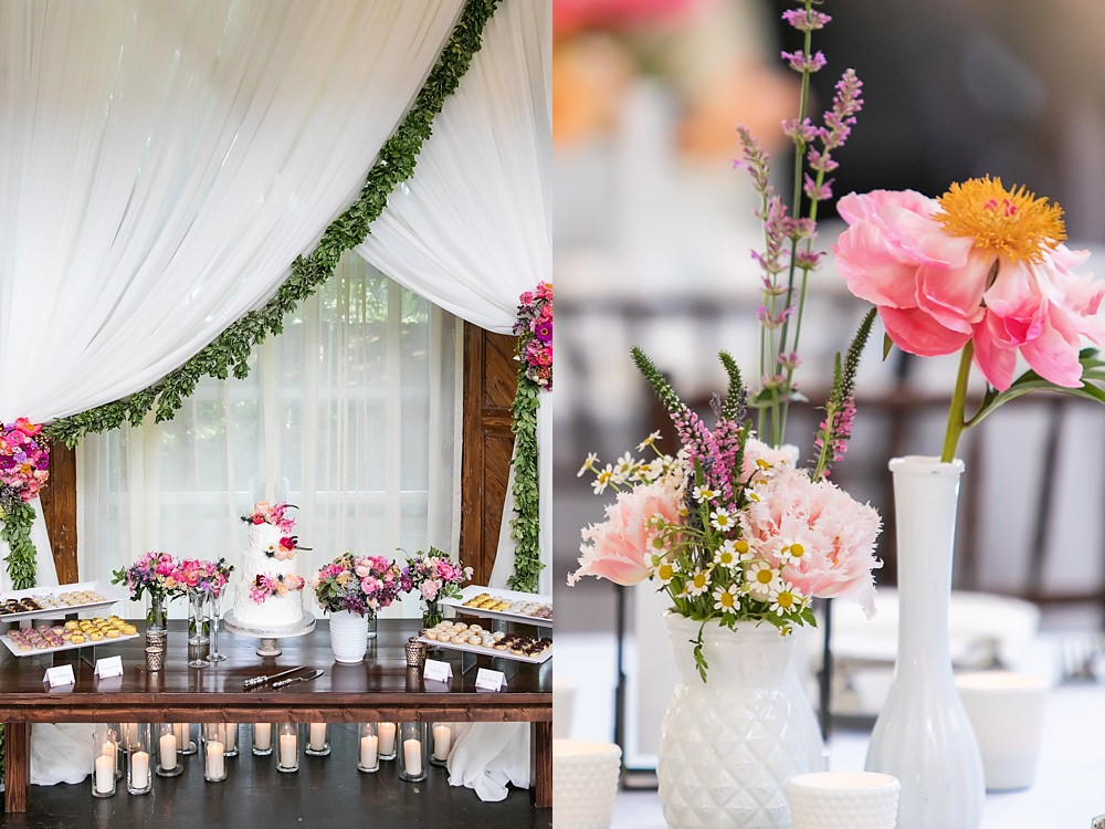 the foundry at puritan mill wedding : atlanta wedding : vue photography : amanda jewel floral and design : three little birds weddings0074