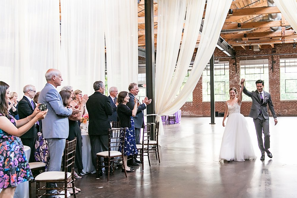 the foundry at puritan mill wedding : atlanta wedding : vue photography : amanda jewel floral and design : three little birds weddings0083