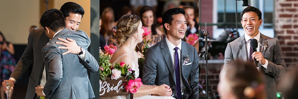 the foundry at puritan mill wedding : atlanta wedding : vue photography : amanda jewel floral and design : three little birds weddings0095