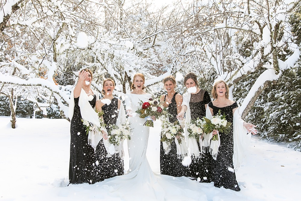 snowy wedding : highlands north carolina : the farm at old edwards : floressense flowers : vue photography (24)