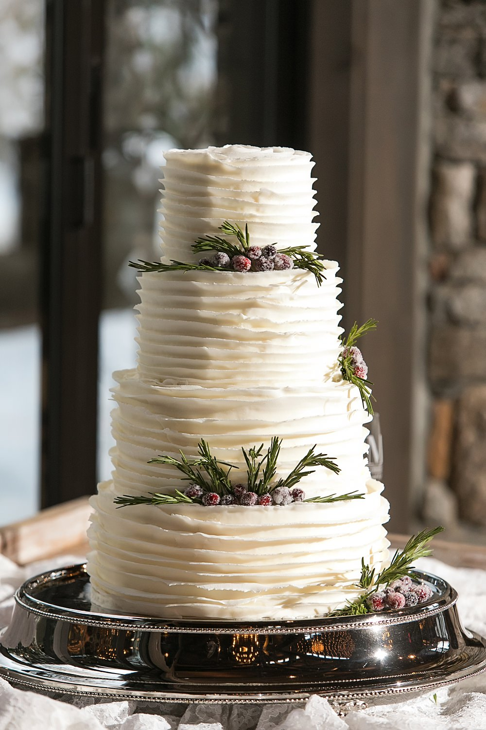 snowy wedding : highlands north carolina : the farm at old edwards : floressense flowers : vue photography (85)