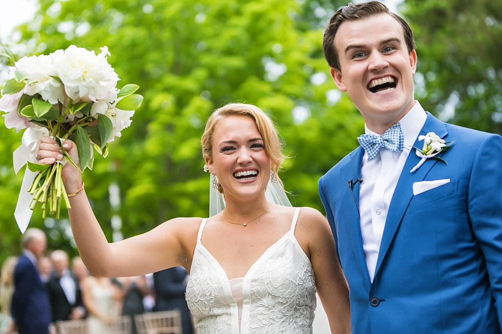 The Knot: Caroline + Rory Real Wedding Feature